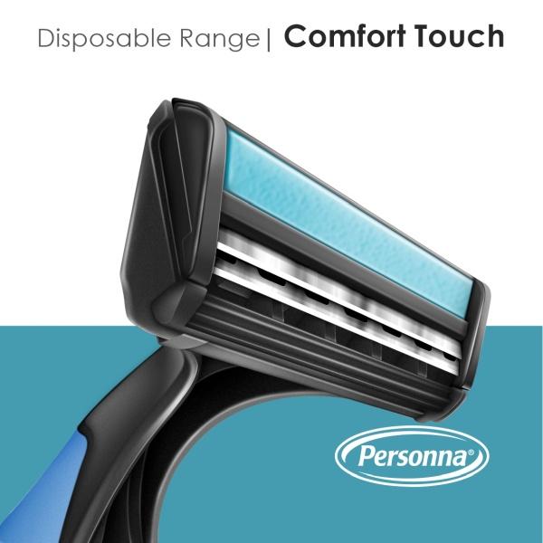 خودتراش مردانه Comfort Touch